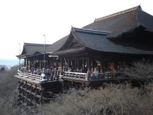 京都 紅葉 清水寺
